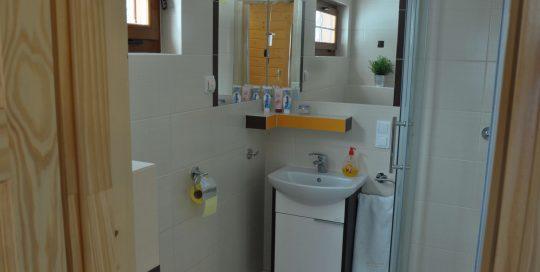 Promyk wewnątrz 15 sanitaruiaty